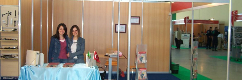 Algeria Exhibition 03-06 May 2005