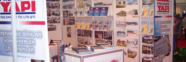 Gaziantep Exhibition 09-12 June 2005