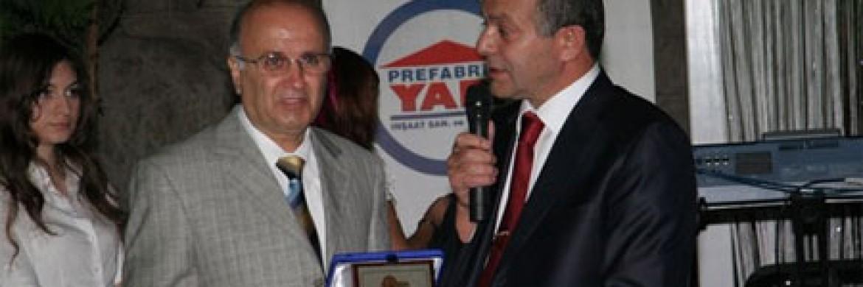 20th Year of PREFABRİK YAPI A.Ş.