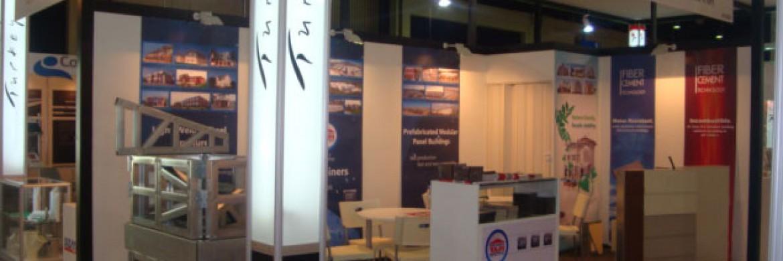 Prefabrik Yapı A.Ş. at the Big 5 Show 2009 Fair