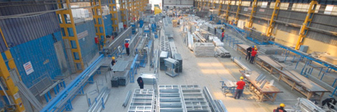 Prefabrik Yapı A.Ş. continues to make new investments at full speed