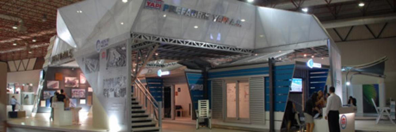 Prefabrik Yapı A.Ş. – Buildist 2010 Fair
