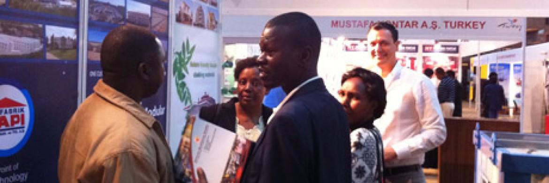We were at Kenya Building Fair