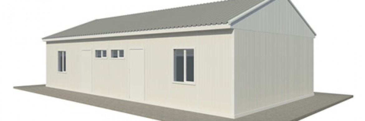 Clover House and Container Home Solutions
