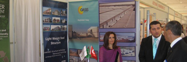 Prefabrik Yapı A.Ş. is at the Turkmen Construction 2011 fair