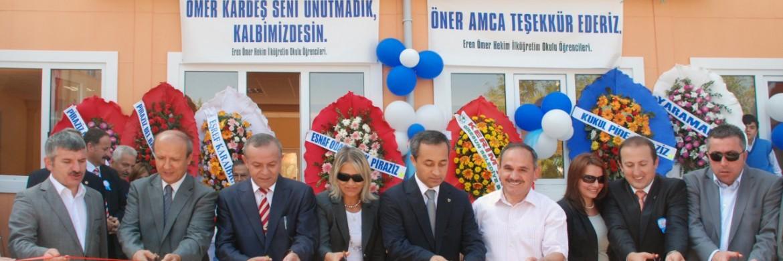 Piraziz Eren Ömer Hekim Primary School