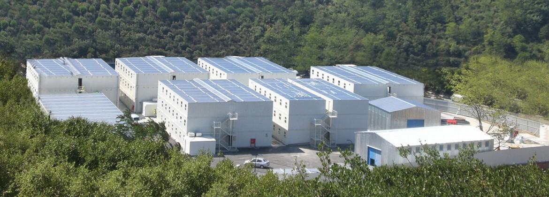 Camp Buildings