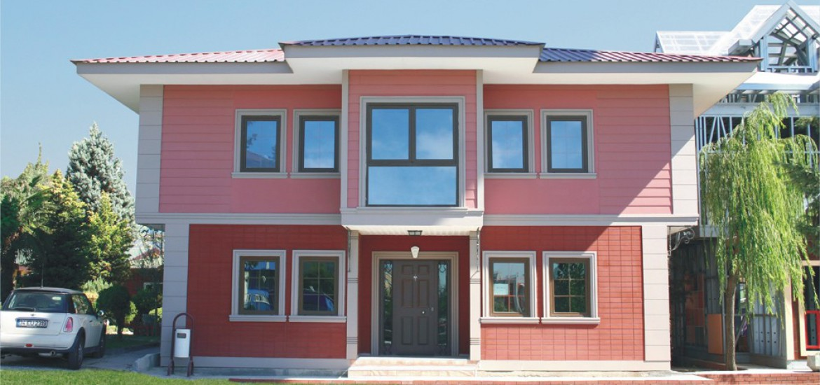 Prefabricated house prefabricated solutions for Prefab duplex homes