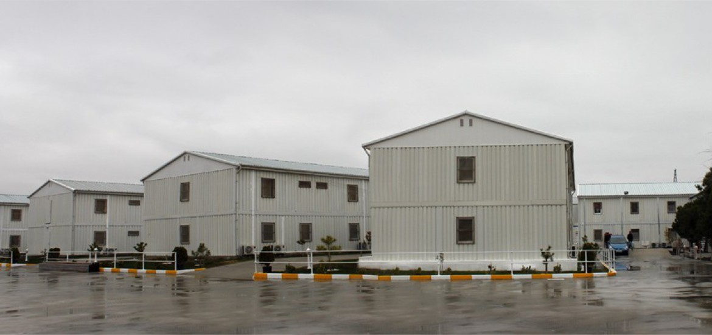 Worksite Buildings
