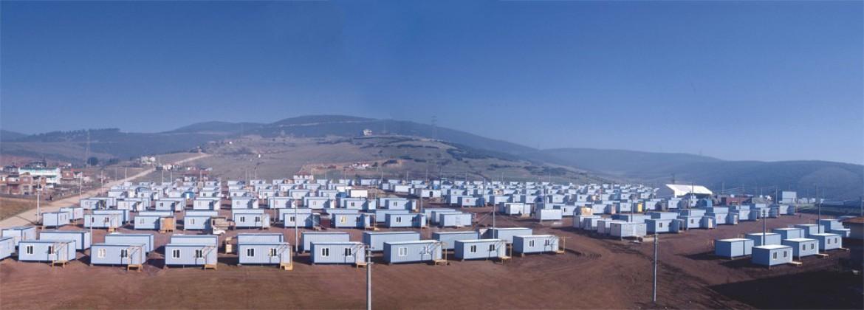Emergency Settlement Buildings