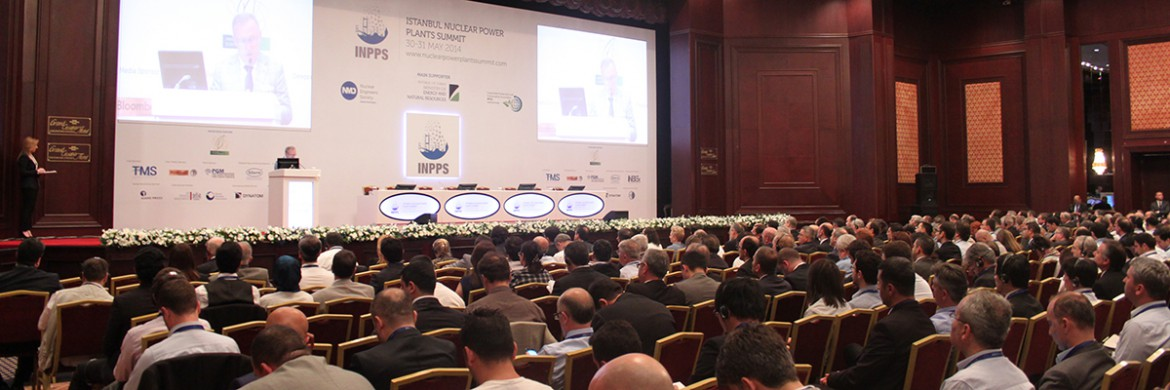 Prefabrik Yapı A.Ş. participated in the Istanbul Nuclear Power Plants Summit
