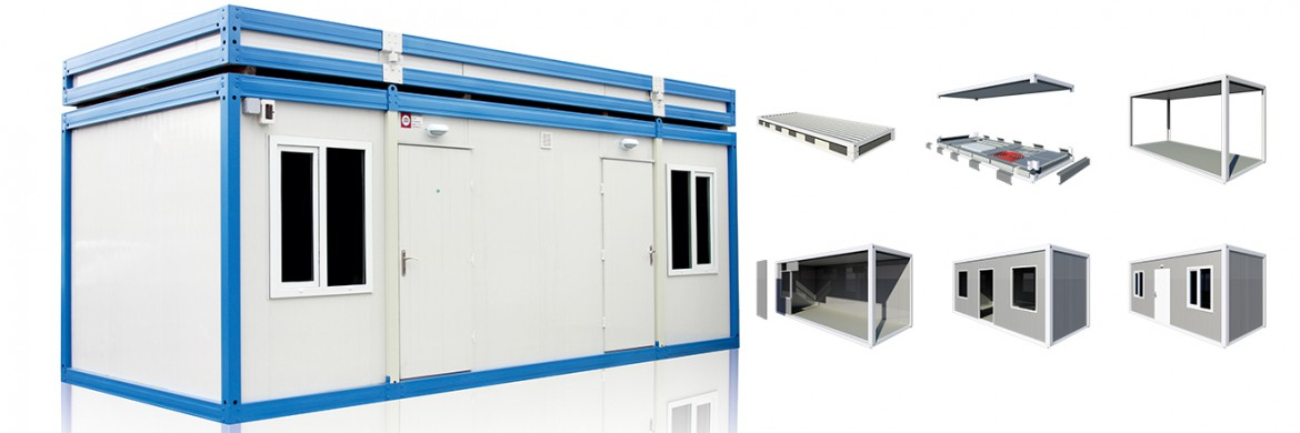 Innovative Solutions with demountable and Monoblock Container Alternatives