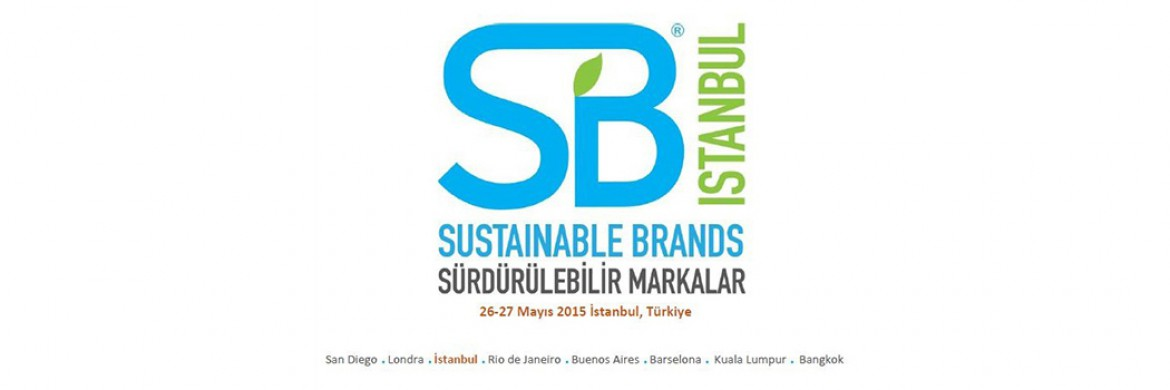 Prefabrik Yapı A.Ş. in the Sustainable Brands 2015 Conference