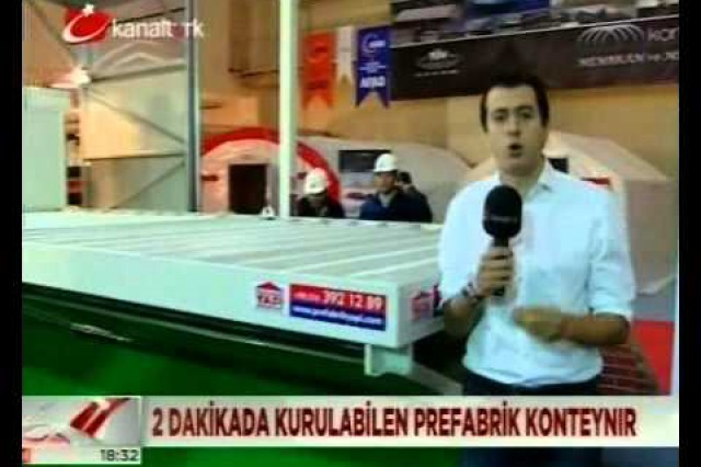 Disaster Management Exhibition Kanalturk News