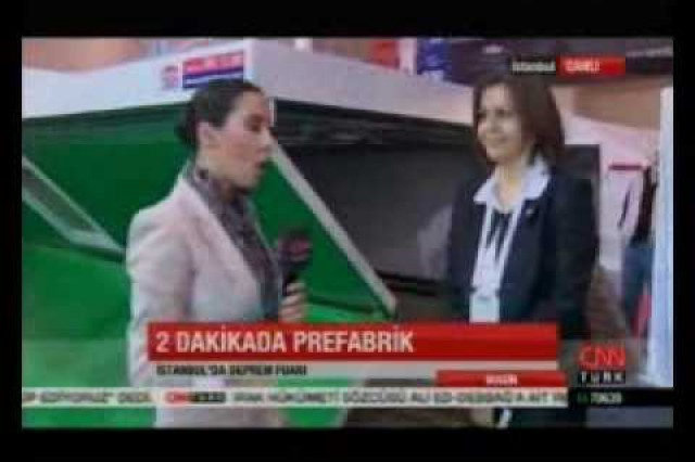 Disaster Management Exhibition CNNTurk News