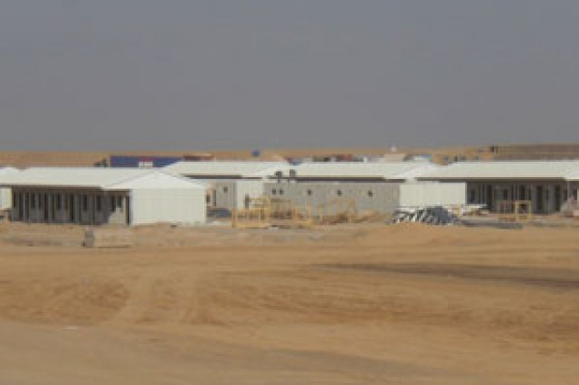 17.000 m2 Camp Project in Afghanistan
