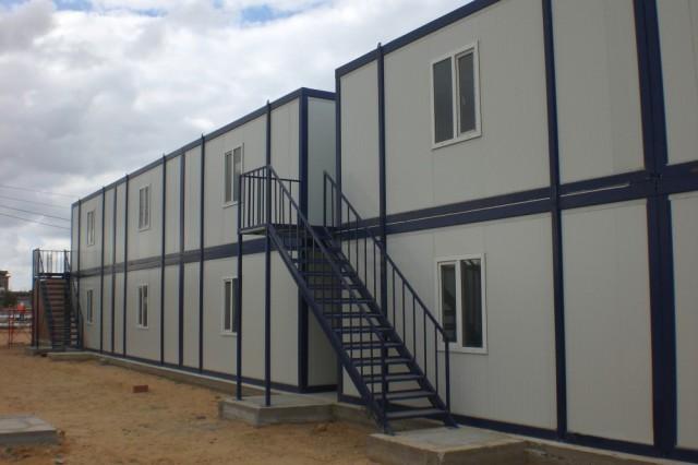 Andrade Gutierrez Contruction Site Buildings