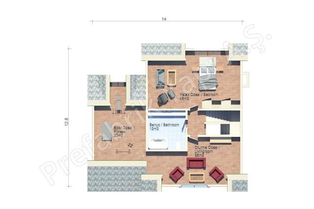Loft Plan
