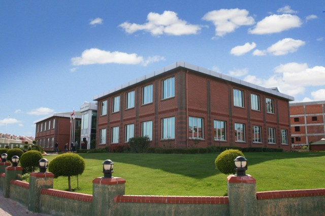 Basaksehir Municipality Service Buildings