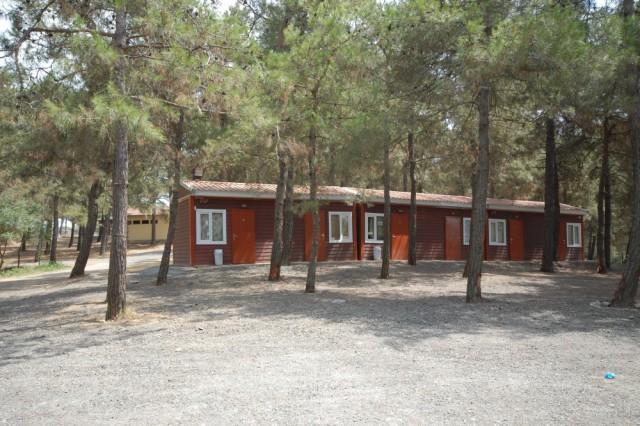 Basaksehir Municipality Sout Camp Facilities
