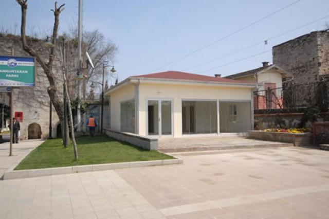 Sales Units of Fatih Municipality