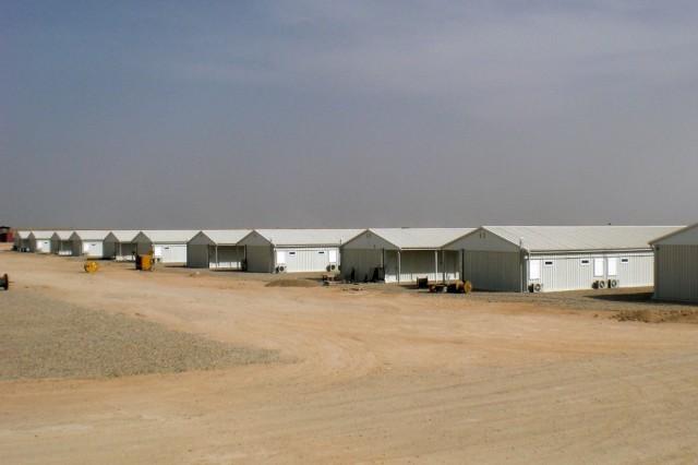 FEKA Construction Site Buildings