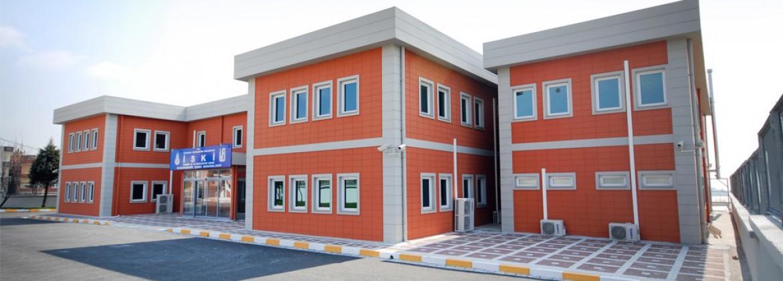 Light Steel Office Buildings