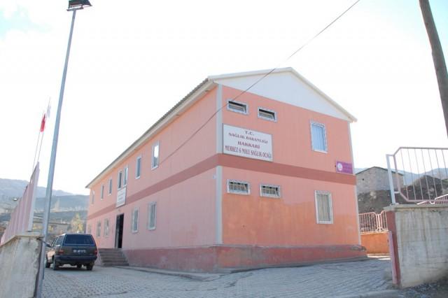 Hakkari Centrum No.6 Healtcare Center