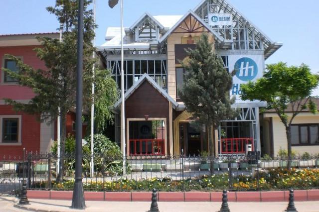 Hekim Holding Exhibition House