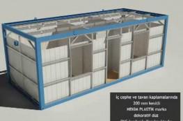 Hekim Classic Container