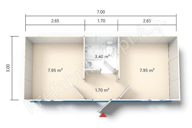 HKF 1-7 Plan