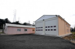 I.M.M Fire Authority Garage and Platoon Building