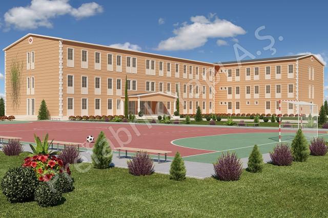 Primary School 2388 m2