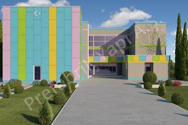 Primary School 3036 m2