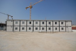 Inanlar Construction Site Buildings