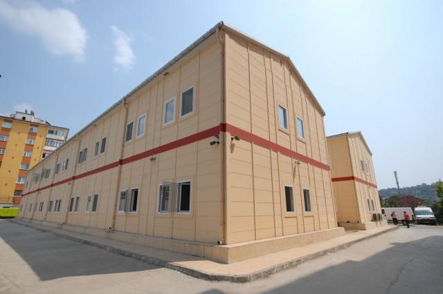 Karabuk Hospital Supplementary Building for Polyclinic