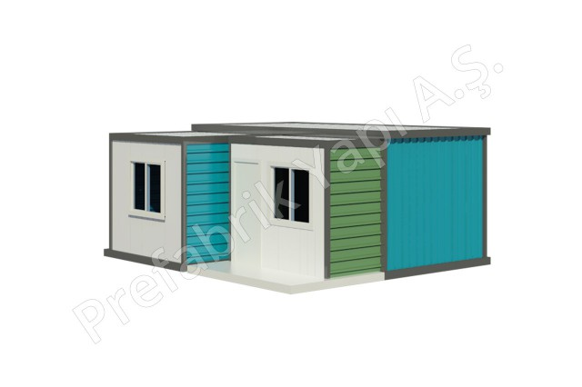 Sliding Container