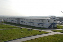 Limak Construction Sabiha Gokcen Airport Site Buildings