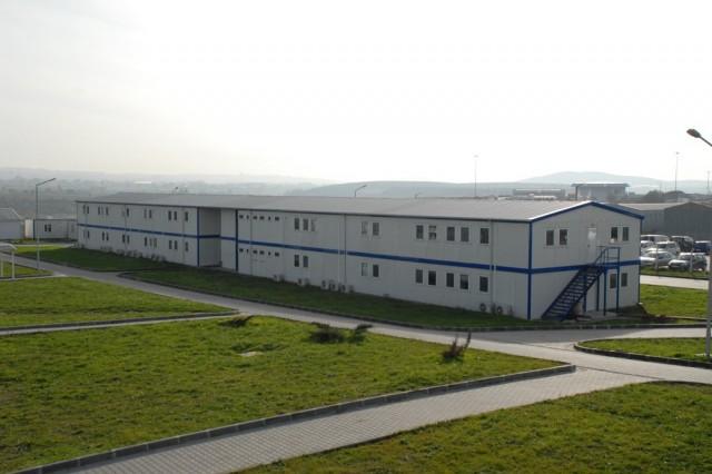 Limak Construction Sabiha Gokcen Airport Site Buildings