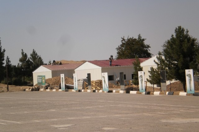 Metro Construction Social Facility Buildings