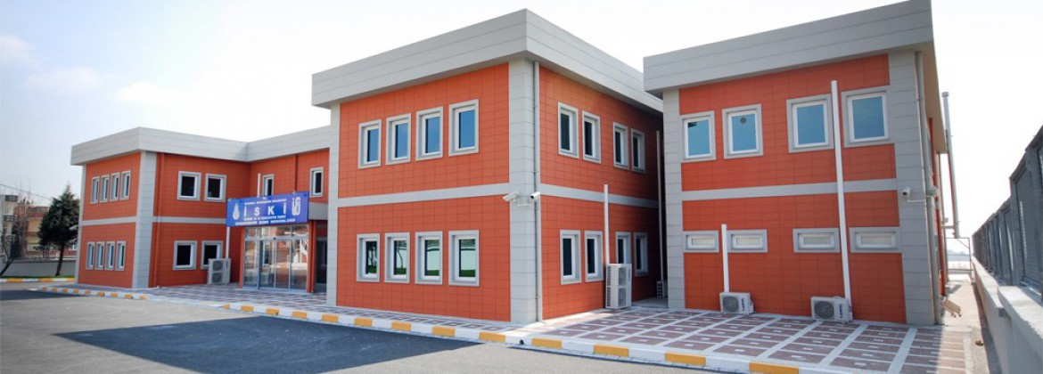 Prefabricated Office Buildings | Prefabrik Yapı A.Ş.