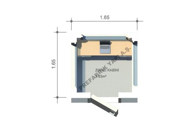 OHSS-ST-B2001 B7-1.65
