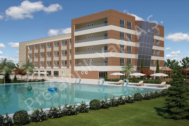 Hotel 8115 m2