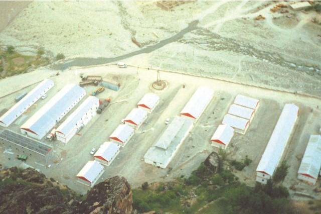 OYAK Construction Site Buildings