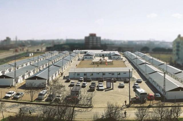 Philip Morris Humanitarian Aid Camp