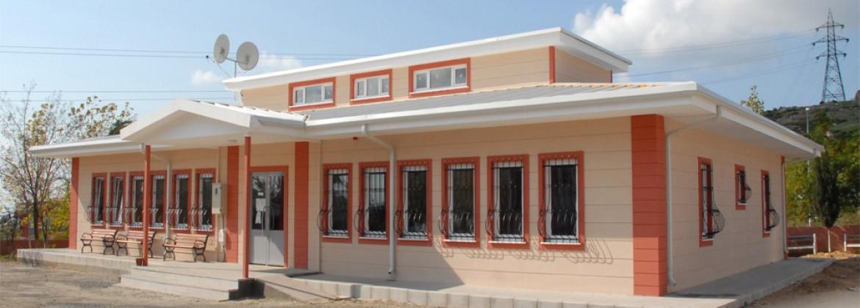 Prefabricated Educational Buildings | Prefabrik Yapı A.Ş.