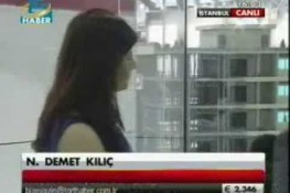 Prefabrik Yapı A.Ş. İstanbul 2013 Construction Exhibition TGRT Haber News