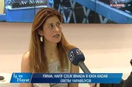 Prefabrik Yapı A.Ş. Kanal A İş ve Hayat