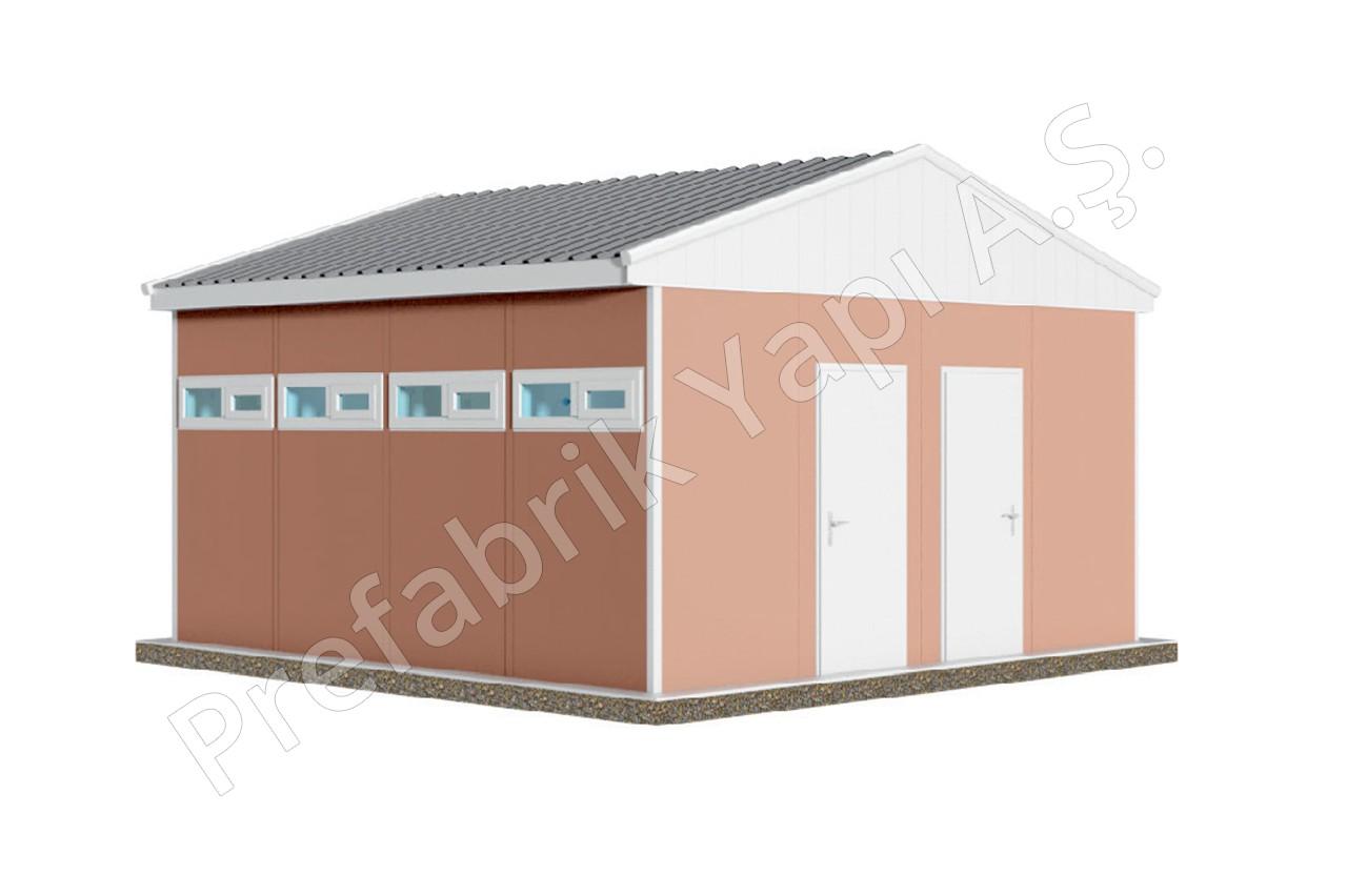 PRWD 27 m2