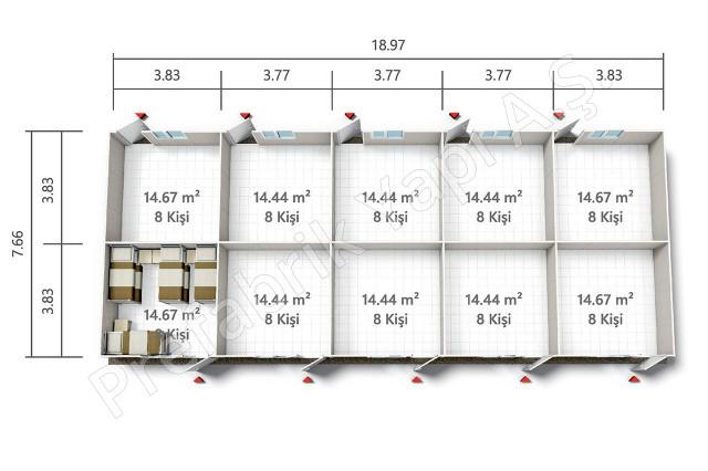 PRYT 146 m2 Plan